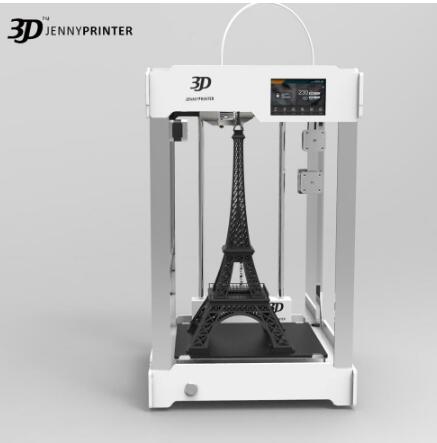 Jenny Maker 3 DIY/Собранный FDM 1,75 мм нить Боуден Экструдер 3d принтер односопло 3d принтер на продажу