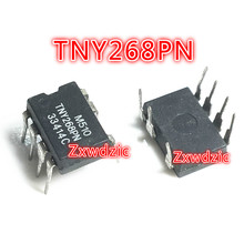 10PCS TNY268PN DIP7 TNY268 DIP TNY268P DIP-7 new and original 20pcs lnk305pn lnk305 dip 7