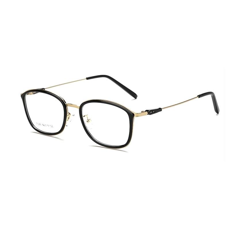9429ede469c22 Toptical Vintage Homens Óculos Ultra-leve Óculos Full Frame Quadro Miopia  Feminino óculos de Lente Clara Armacao oculos de