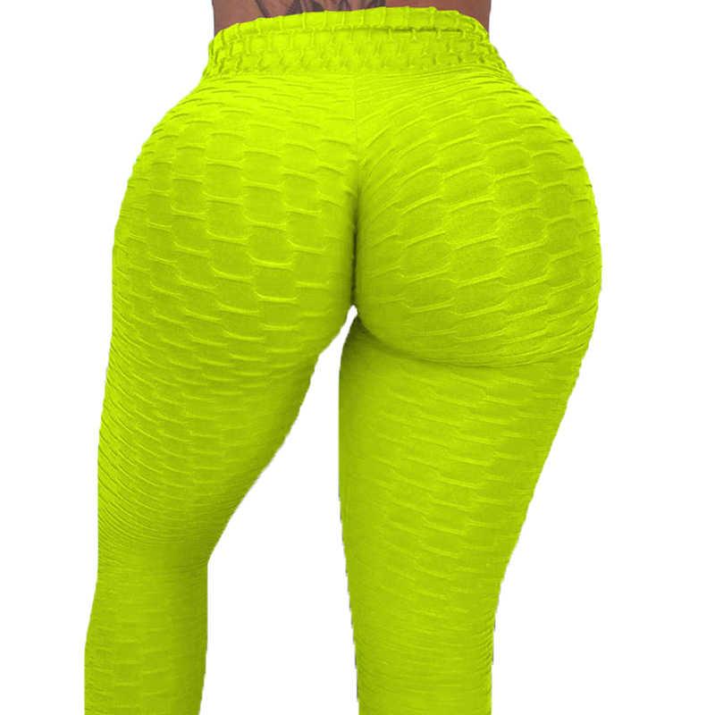 4155ea9e4bee2 ... Women Anti-Cellulite Compression Leggings Slim Fit Butt Lift Elastic  Pants WHShopping