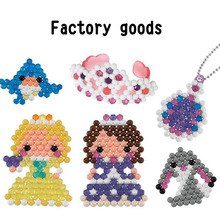 Factory Price Aqua Beads Magic Water Beads Puzzle Packed Novelty toy for Children Educational Animal Water Beadbond MBF