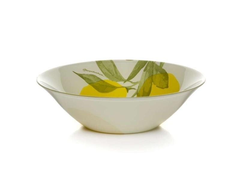 Салатник Pasabahce, Lemon, 23 см салатник pasabahce lemon 23 см