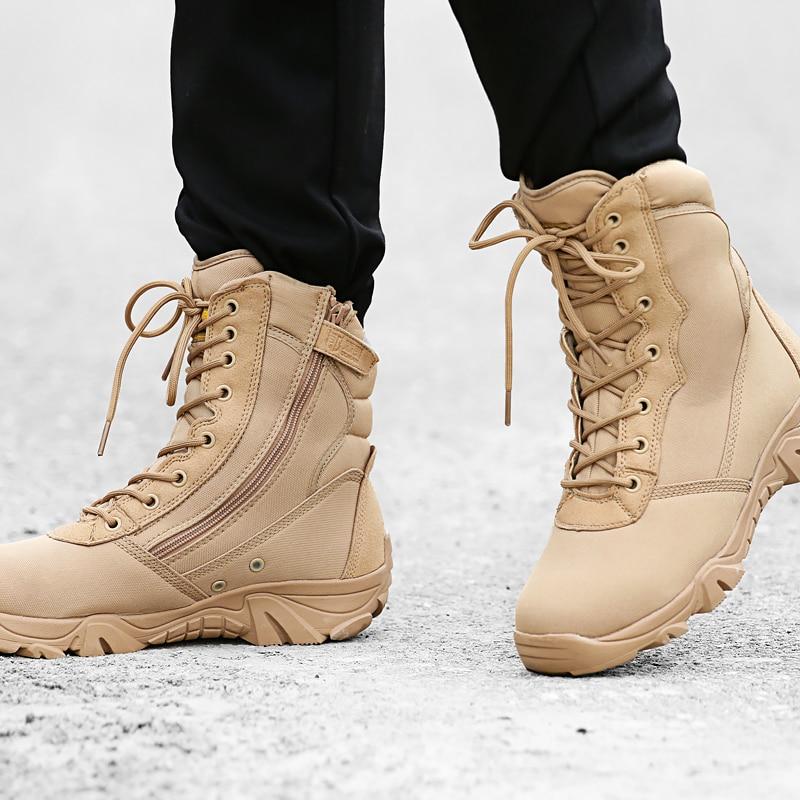 Super Deal #557a Military Breathable Tactical Boots Men