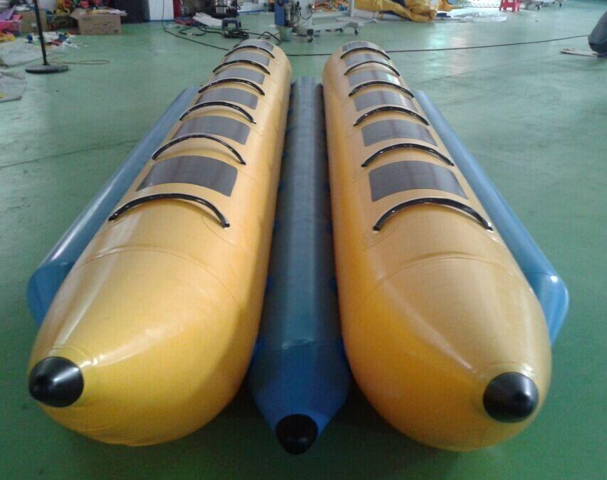 Custom Inflatable Banana Boat Towable Water Sport Ski Lake