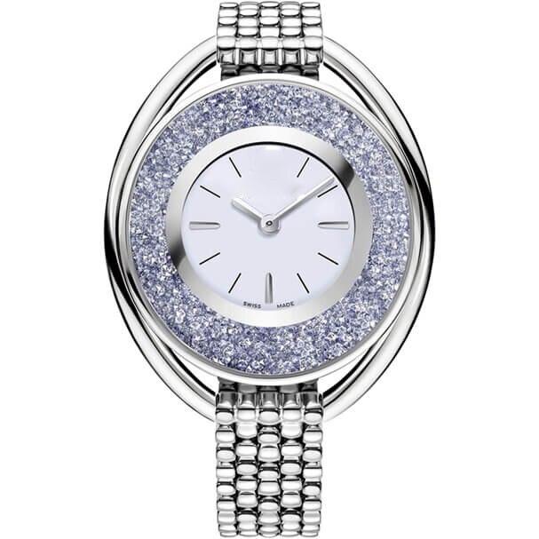 PBS de alta calidad 1:1 exquisita joyería Swa cristal cuarzo relojes Logo regalos preferidos paquete gratis fabricantes al por mayor - 2
