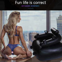 Inflatable sofa Female masturbation For women Erotic Sex Furniture Sexy Bed Adult Couples Games Stimulate Sex Toys free shipping