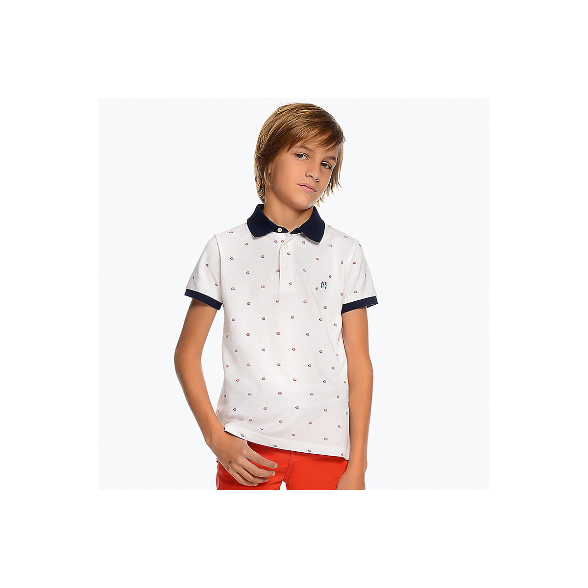 MAYORAL Polo Shirts 10687198 children clothing t-shirt shirt the print for boys