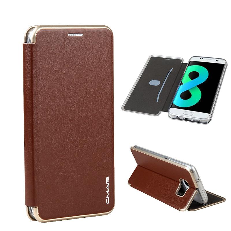 Catatan 9 Magnetic Balik Dompet Kulit Kasus Cover Untuk Samsung - Aksesori dan suku cadang ponsel - Foto 6