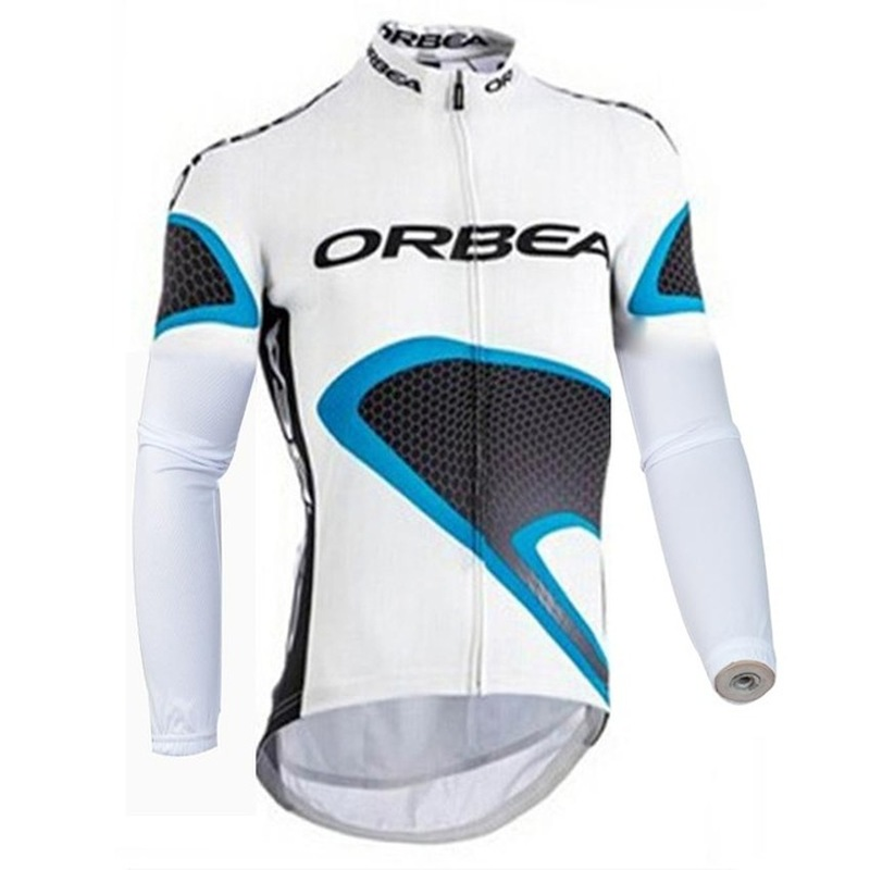 2018NEW PRO ORBEA Riding Gear Long Sleeve Autumn Mens Bike Cycling Shirt Ropa Ciclismo Sportswear 100% Polyester