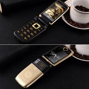 Image 5 - BLT V998 الوجه المزدوج شاشة مزدوجة اثنين شاشة كبار الهاتف المحمول الاهتزاز اللمس شاشة المزدوج سيم السحر صوت هاتف محمول P077