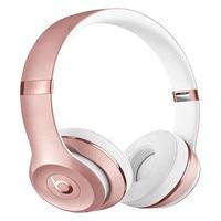 Beats by Dr. Dre Beats Solo3 Wireless, Wired, Diadema, Binaural, Supraaural, 215 g, Oro