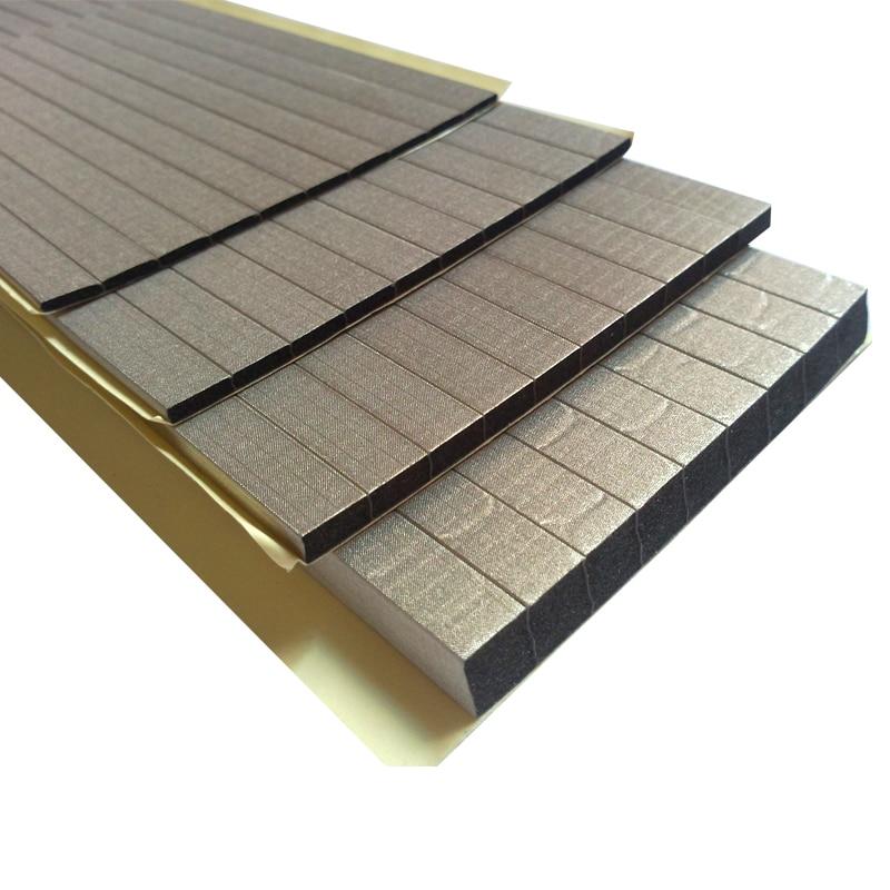 10pcs/lot 15cm Long Conductive Foam Sponge EMI ESD Shielding Gasket For LCD TV Mobilephone Laptop Tablet GPS 150mm Length