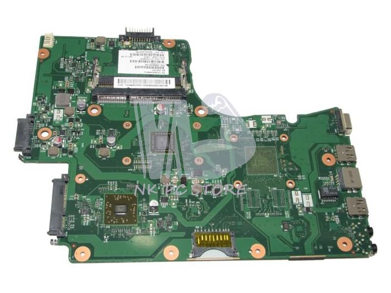 все цены на  V000225120 Main Board For Toshiba Satellite C650D C655D Laptop Motherboard / System Board C50 CPU DDR3  онлайн