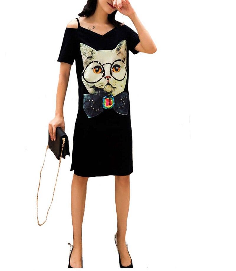 M XXXXL New 2017 Fashion Women Long sleeve Casual Jeans Dress Large ... f3a5b36b0a22