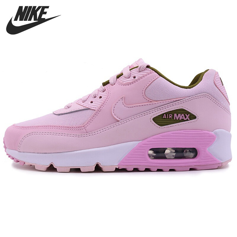 US $126.0 30% OFF|Original New Arrival 2019 NIKE AIR MAX 90 SE Women's Running Shoes Sneakers in Running Shoes from Sports & Entertainment on