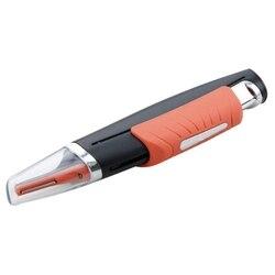 Gorąco! Led Light wielofunkcyjny trymer do włosów w nosie mężczyzn brwi Sideburn maszynka do strzyżenia włosów z 4 grzebieniami w Elektryczne trymery do nosa i uszu od AGD na