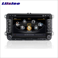 Liislee For Skoda Fabia MK2 2007~2013 Car GPS Navi Navigation System Radio TV DVD BT iPod 3G WIFI HD Screen Multimedia System