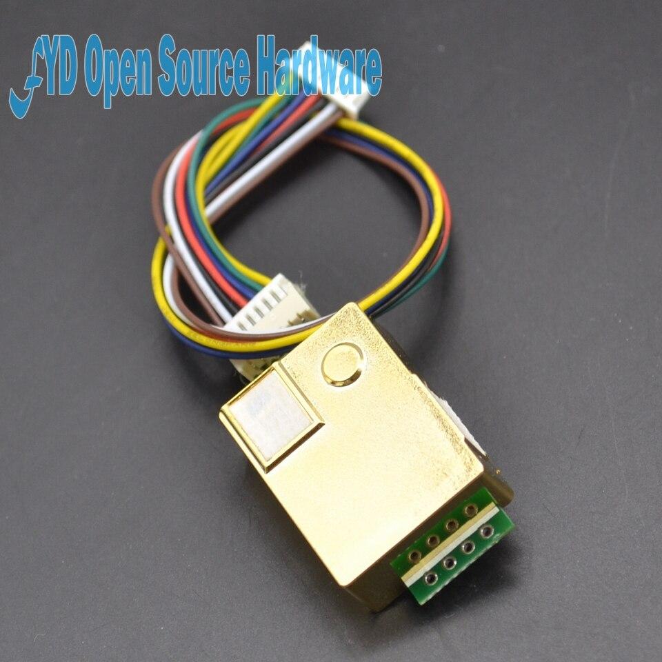 1pcs MH-Z19 MH-Z19B NDIR CO2 Sensor Module infrared co2 sensor 0-2000ppm