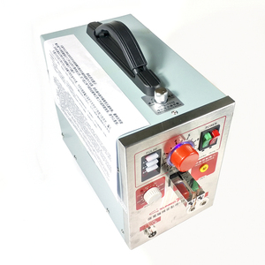 Image 5 - SUNKKO 709AD Spot welder 2.2KW High power battery digital display mobile soldering Spot welder 18650 Pulse spot weld  110 230V