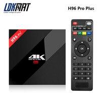 LOKMAT 2G 3G 32G 16GB H96 Pro Plus Amlogic S912 Android 7 1 SMART TV Box