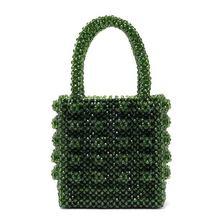Модная жемчужная сумка клатч кошельки ручной работы сумочка