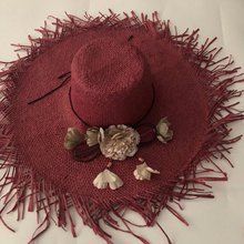 ZJBECHAHMU Fashion Solid Vintage Straw Floral Sun Hats For Women  Big sunshade beach Summer hats outside 2019 New Fedoras