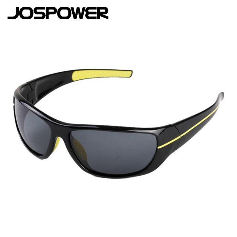 JOSPOWER Outdoor Cycling Driving Sunglasses TAC Polarized Glasses Fishing Eyewear Sport Hiking Climbing Anti-uv Goggles