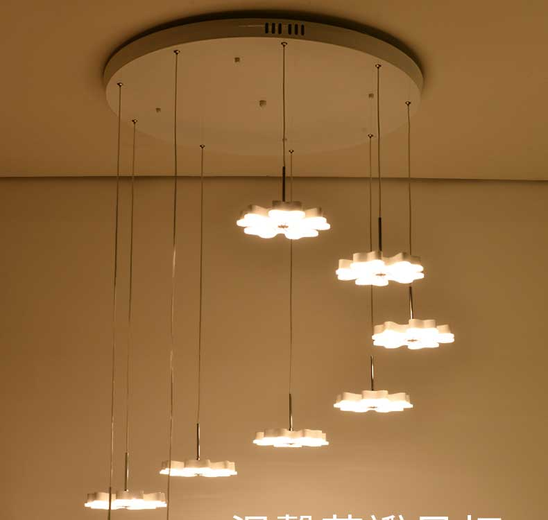 Hose Lamp Led Three Heads Wall Ceiling Lamp Background With The Clothing Shop Personality Jewelry Sd103 Ceiling Lights