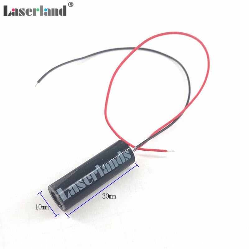 10x30mm 980nm 10mW 100mW Infrared Dot Laser Diode Module Rectangle Dot