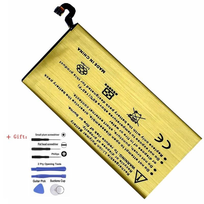 EB-BG920ABE Interne pour Samsung Galaxy S6 G9200 G920 G920V G920T G920P G925S Rechargeable Téléphone Batterie Accumulateur Bateria