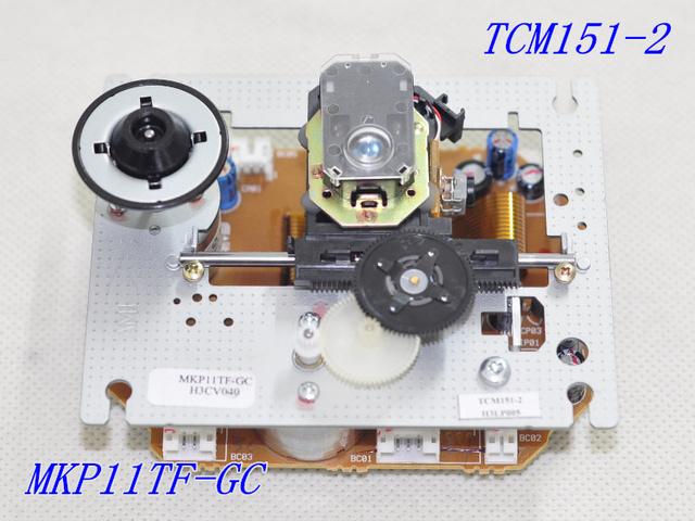 TCM151-2 THOMSON CABEZAL LÁSER CD/TCM151-2/MKP11TF-GC
