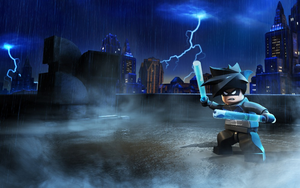 lego batman game  free