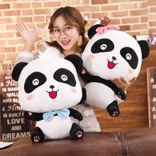 BabyBus 22/35/50cm Cute Panda Plush Toys Hobbies Cartoon Ani