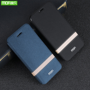 Image 5 - Cho Redmi Note 8 Bao Da Ốp Lưng Cho Redmi Note 8 Pro Coque Xiaomi Note8 Nhà Ở MOFI Nồi Cơm Điện Từ 8pro TPU PU bao Da Quyển Sách Đứng Folio