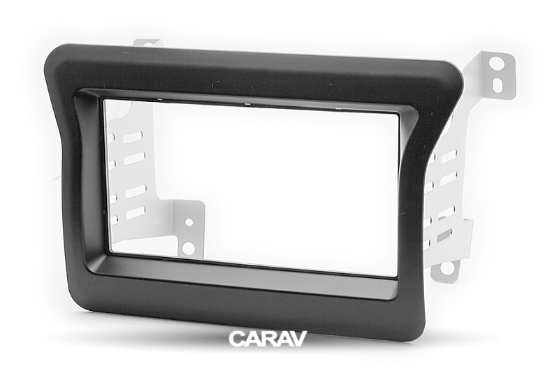 CARAV 11-705 Car Radio Fascia Panel for NISSAN NV400 OPEL Movano RENAULT Master