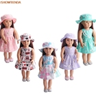 High-Quality Skirt&Hat For 18 inch Our Generation for American Girl Doll