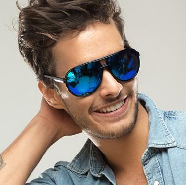 15 Men's Colorful Classical Frog  Sunglasses Oculos De Sol Masculino  Glasses Oculos Outdoors  CL-3