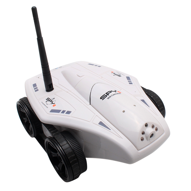 Hot Sale 777-325 Real Time Wi-Fi FPV RC Model 0.3MP HD Camera Tank Car Toy