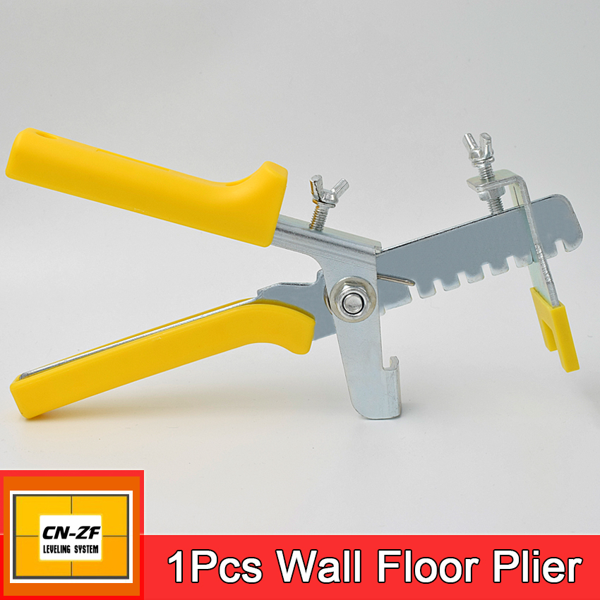 N1pcs Wall Plier Adjustable Locator Durable Flat Gap Plastic