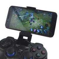 Android Controlador 2.4G Sem Fio Gamepad Joystick Universal Para Android Telefone Inteligente Para Tablet PC Para O Console PS3 Controle