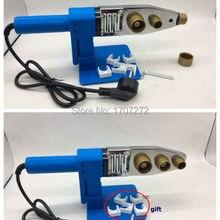 Температура контролируемых PPR сварочный аппарат, Машинка для сварки пластиковых труб AC 220V 600W 20-32 мм