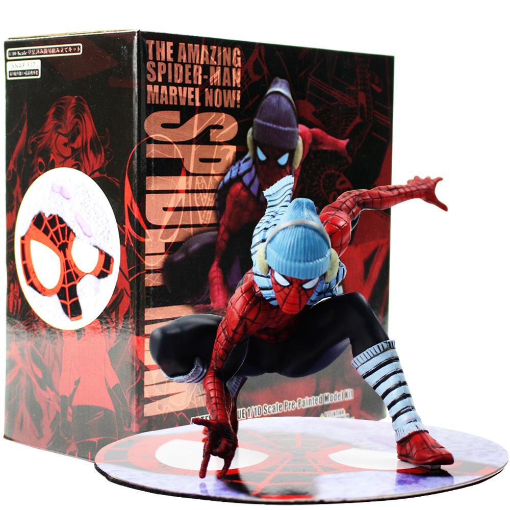 RED Venom Figure Marvel Action Collectible Spider Man ARTFX