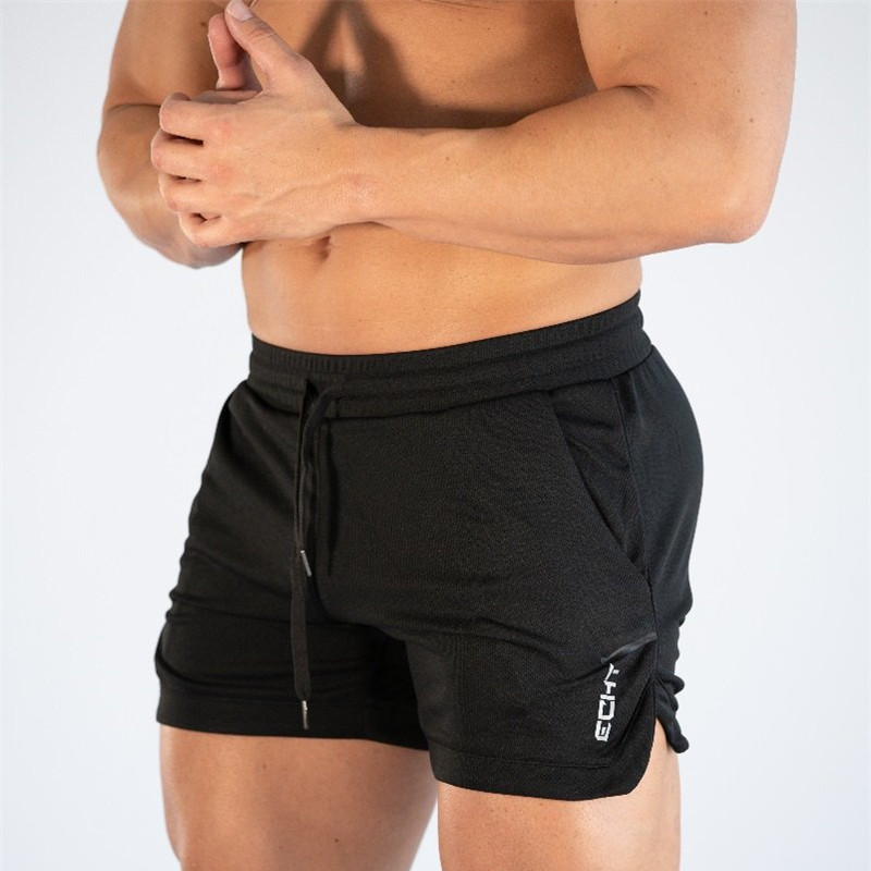 Clearance SaleSports-Shorts Fitness Workout Running Jogger Gyms Quick-Dry Summer New Male Mesh Man