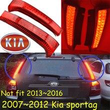 KlA Sportage задний фонарь светодио дный, 2007 ~ 2012/2013 ~ 2015 год, Бесплатная доставка! SportageR, soul, spectora, k5, sorento, kx5, ceed, Sportage задний фонарь