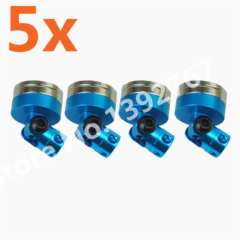 5Set/Lot RC Car Drift Remote Control Car Shell Strong Magnet Stealth Body Post Contact Shell Column For 1/10 Scale Models 122237
