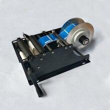 Ручная маркировочная машина для круглых бутылок клейкая наклейка рулон Этикетка ручка этикетка маленькая Этикетировочная машина упаковочная машина