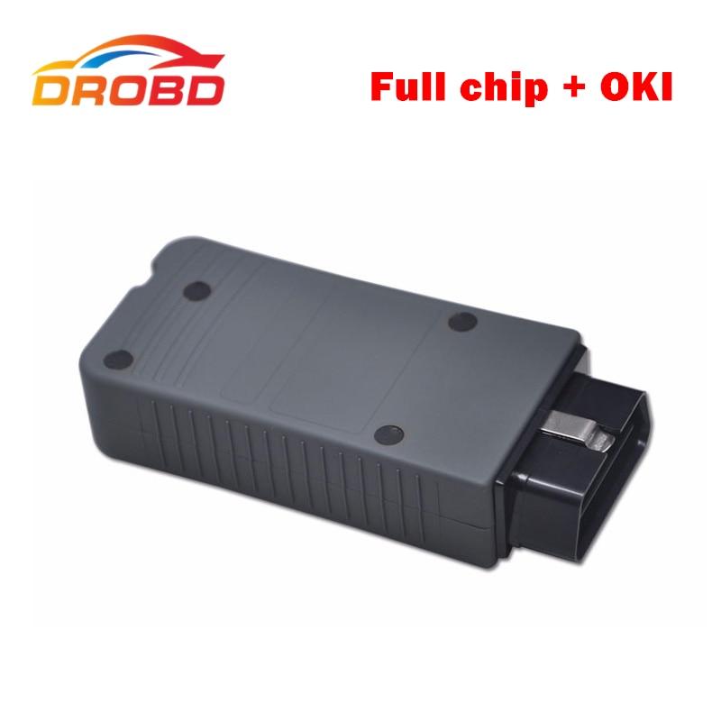 Super Quality Diagnostic-Tool Vas5054A Diagnostic Tool for V-W Bluetooth VAS5054 VAS 5054A VAS 5054 ODIS V3.01 Support UDS OBD 5pcs lot vas 5054 bluetooth odis3 0 3 version support uds protocol vas5054 oki chip diagnostic tool vas5054a vas 5054a