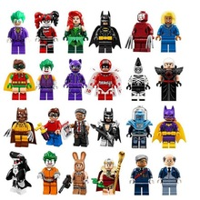 Egyedüli eladás Diy The Avenger Marvel mini szuperhősök sorozata Star Wars figura Kompatibilis a Legoingly Action Toys Children