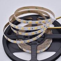 33ワット調光可能なデュアルカラーledストリップ5630色温度調整可能なdc24v 112led/m cctフレキシブルストリップライト送料無料30メートル