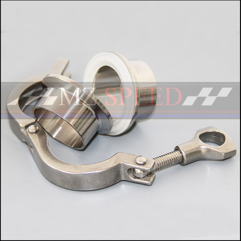 Stainless Steel Weldable Car Exhaust Pipe Reducer Adapter 2.5/'/' 63mm to 3/'/' 76mm